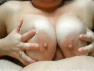 Titfuck Massive Cumshots