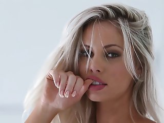 Devin Justine Playboy Strip 1