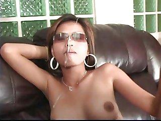 Stylish Thai Teen Fucked Hard and Cummed