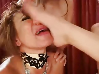 Rich bitch humiliation