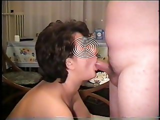 Blowjob swallow sperm