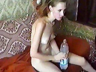 Great Russian Teen Amateur Couple Hardcore Homemade Fuck