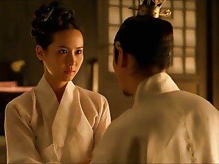 The Concubine 2012 Jo Yeo jeong scene3