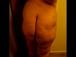 Ghetto booty ebony BBW juicy booty