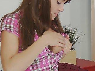 Lisa Lexington a.k.a. Lee Madison Natural Tits 1