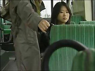 Japanese Lesbian Bus sex censored