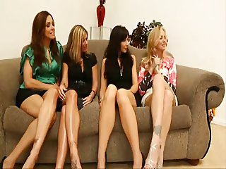 COUGARS ORGY 2012