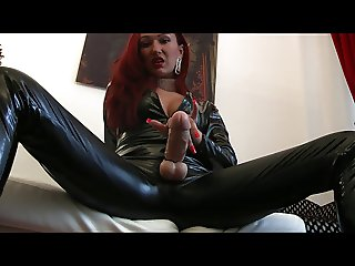 Latex Mistress Verbal Humiliation