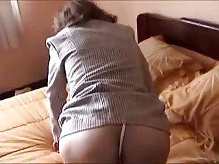 VIDEO PROPIO... MI ESPOSA EN VARIAS TOMAS MUY EXCITANTES