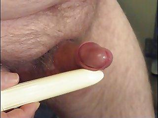 cum with vibrator