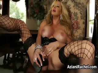 Busty blonde milf goes crazy fucking her part6