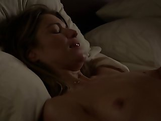 Ivana Milicevic naked in show Banshee