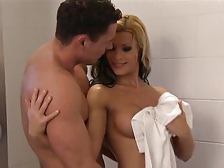 Hot fuck in the shower