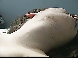 Melody hairy 22 yo chick squirts