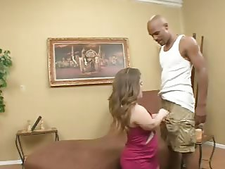 Midget Mya Sucks Fucks Another BBC Good