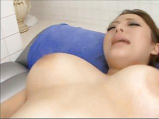 Meisa Hanai Scene 4 Oily Massage