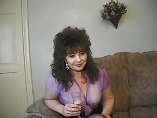 Hot Busty Mature British Cougar Assbanged