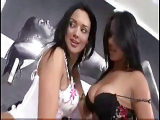 Julia and Carol Hot Brazilian Girls