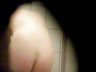 college shower