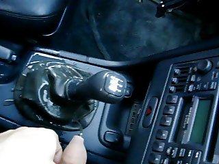 Car Fuck Auto fuck german Volvo V70