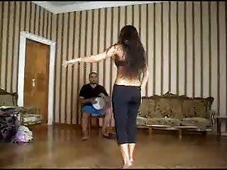 Alla Kushnir sexy belly Dance part 28