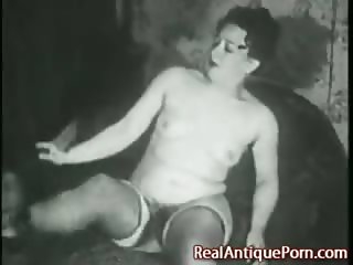 1920 Classic Porn The Robber