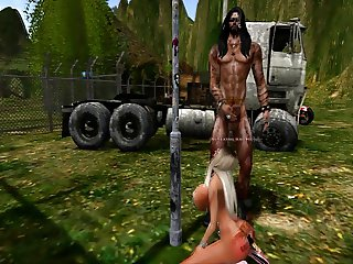 Second Life Bike Ride Fuck