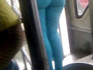 Culona de Celeste Bus