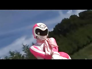 The great adventures of the pink ranger