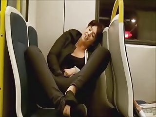 Something about girls on trains...