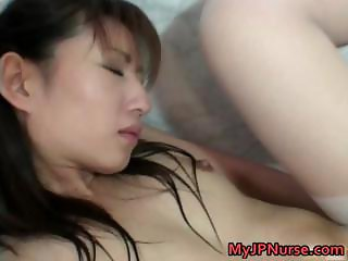 Hitomi Ikeno Asian nurse is hot part2