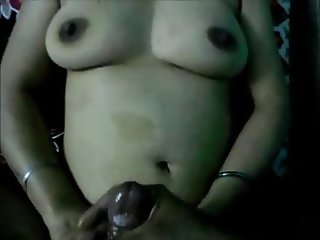 Indian wife cummed