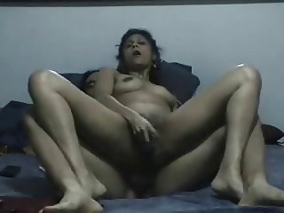Arab girl gets fucked anal and a dildo in pussy RO7