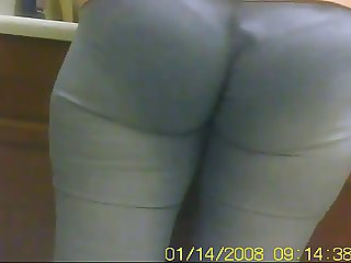 Workplace Booty 4