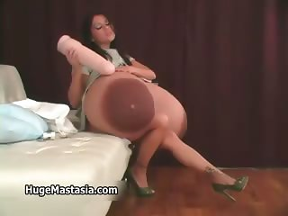 Sexy nasty babe with enormous boobs part2