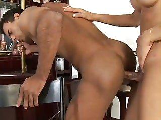 this tranny bangs her man