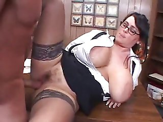 Curvy Teacher Indianna