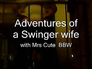 Adventures of a swinging wife