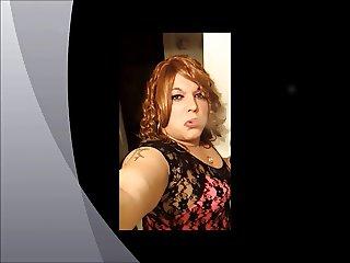 Shanna Silver Sexy Smoking T Girl