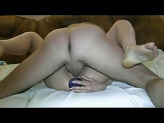 Russian couple anal