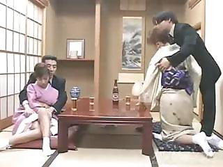 mio and uzushio orgy part1 second part