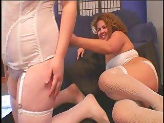 interracial fat girl play with dildo