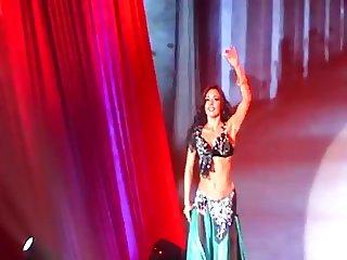 Alla Kushnir sexy belly Dance part 55