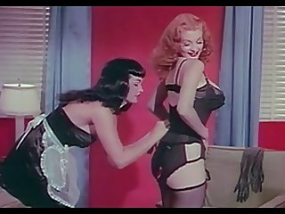 Bettie Page Short Clips