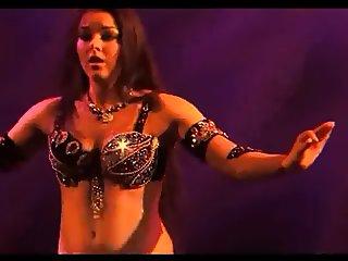 Alla Kushnir sexy belly Dance part 33