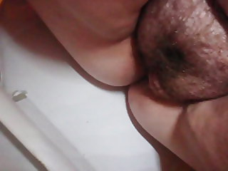 Cum coming from my pussy