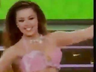 Alla Kushnir sexy belly Dance part 58
