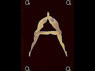 The Erotic Alphabeth of Erte