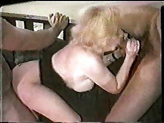 Kitty Foxx fucked by 3 Black Cocks