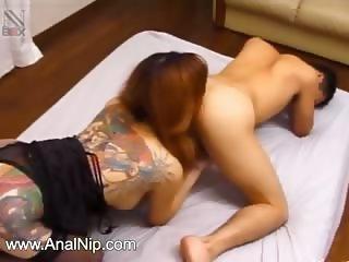 tokyo tatooed whore anal fucked